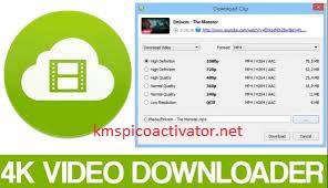 4K Video Downloader 4.16.4 Crack