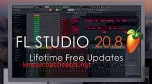 FL Studio 20.8.3 Build 2304 Crack 2021