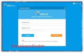 Tenorshare Reiboot Pro 8.0.8 Crack