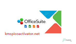 OfficeSuite Pro 5.30.38391.0 Crack