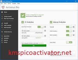 Avira Antivirus Pro 15.0.2108.2113 Crack