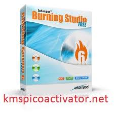 Ashampoo Burning Studio Crack 23.2.8