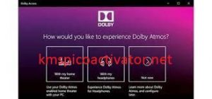 Dolby Access Crack 3.6.413.0