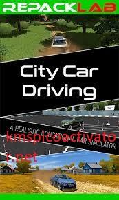 City Car Driving 1.5.1 Crack