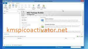 EMCO MSI Package Builder Crack 9.1