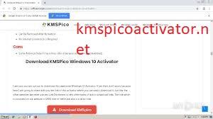 KMSpico Activator Crack 2021